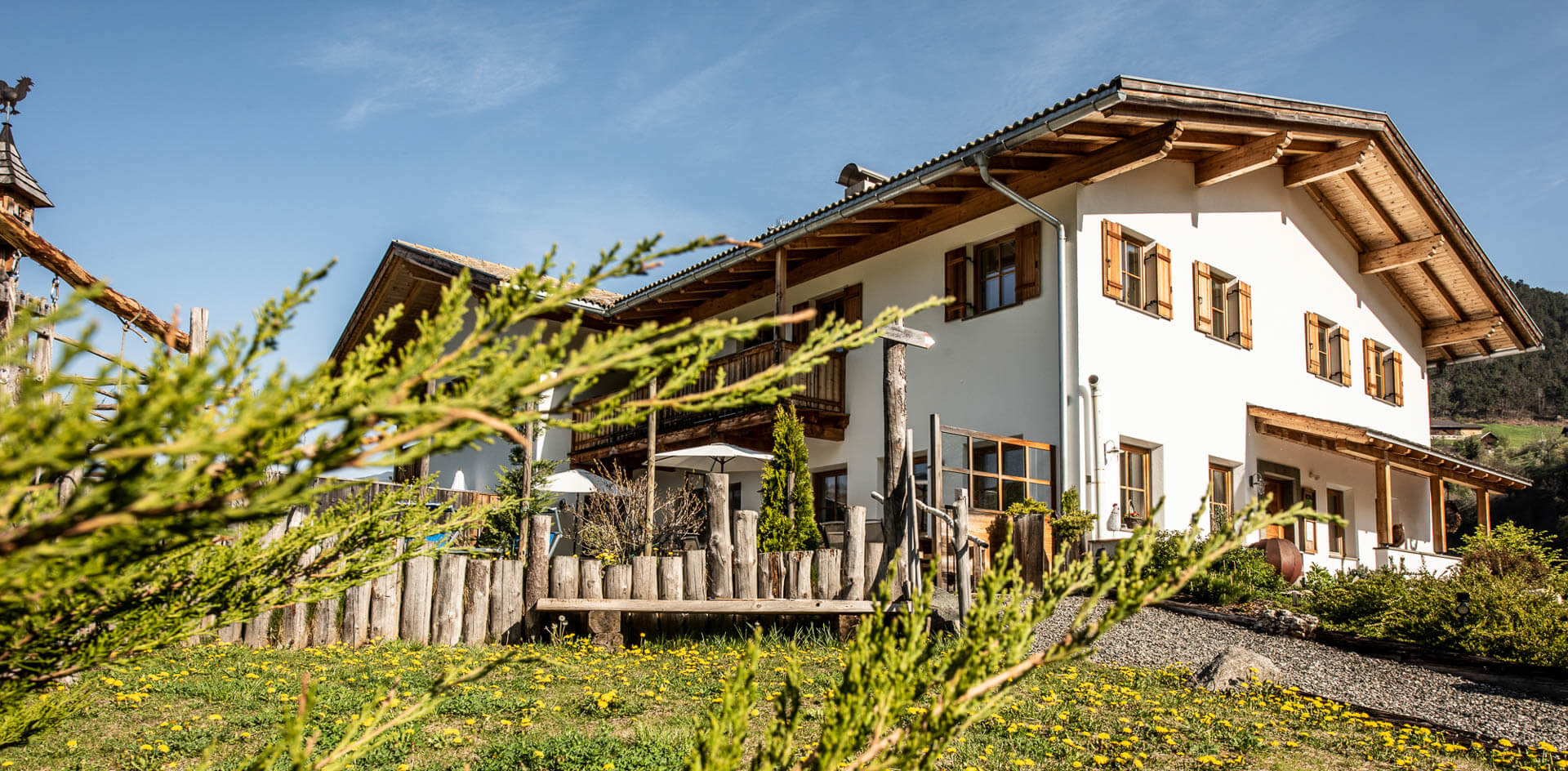 Vacanze in agriturismo a Örtlhof