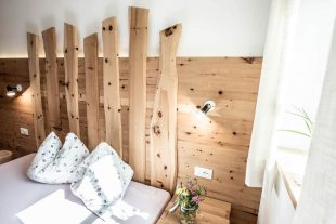 Schlafzimmer am Bauernhof Örtl